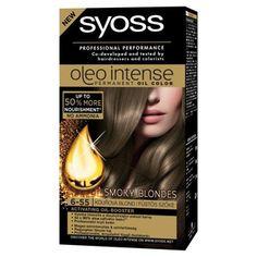 Syoss Oleo Intense Permanent 6-55 Smoky Dark Blonde Hair Oil Color