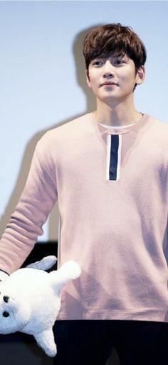 Ji Chang Wook, My Sunshine, Kdrama, Korean, Mens Tops, T Shirt, Fashion, Supreme T Shirt, Moda