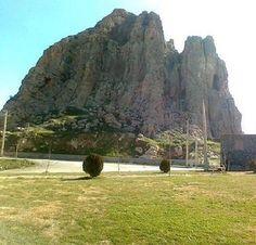 Nawkal, Kirmaşan Province, Iran.