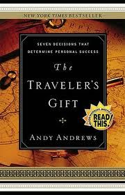 The Traveler's Gift: Seven Decisions That Determine Personal Success is the story of one man's search for meaning and success in life by traveling back in time and meeting with 7 historic individuals.  By the time his journey is over, he has received 7 secrets for success—and a 2nd chance.  The book reads like a novel but its message of hope, faith, and perseverance is transforming thousands of lives worldwide every day.
