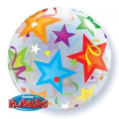 Brilliant starts bubble balloon http://www.wfdenny.co.uk/p/brilliant-stars-bubble-balloon/2125/