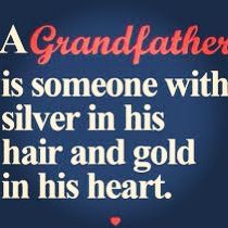 Grandpa Quotes Pleasing Grandfather Quote Great Dads Get Promoted To Grandpa…  Quotes T…