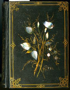 Poems by Amelia (Mrs Welby)   1850  mother of pearl inlay cover