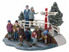leuk stuk over bruggen in #kerstdorp op minidorp.nl