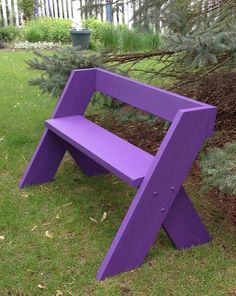 Leopold bench