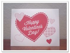 Lula Louise: Free Printable – Happy Valentine's Day Cards