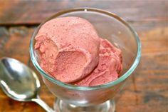 Cherry Vanilla Ice Cream (Sugar & Dairy Free) can of coconut milk, 1 pound cherries coconut oil