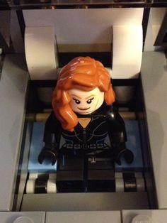 Lego Black Widow #LEGO lego