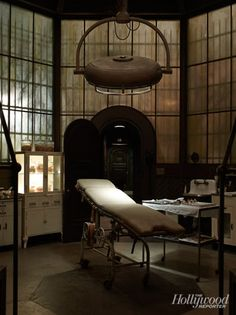 'American Horror Story: Asylum': The Spookiest Set on Television