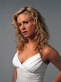Anna P as Sookie Stackhouse