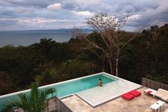 modern Pool by SPG Architects
