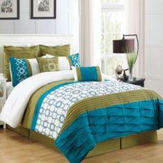 Olivie 8-piece Bed Set