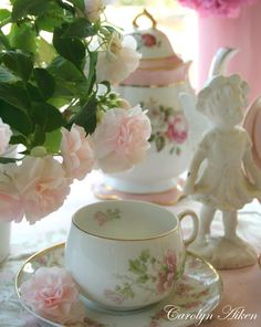 Love this cup & saucer