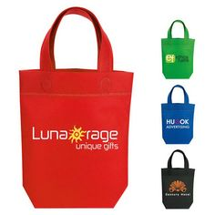 Overseas  Non-Woven Little Gift Tote Production Time Standard business days. 4479dd779f