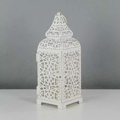 Moroccan Lantern Table Lamp