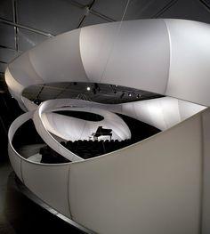 JS Bach Chamber Music Hall, Manchester, 2009 - Zaha Hadid Architects, Zaha Hadid