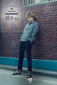 Yook Sung Jae // BTOB 1st ALBUM // Complete