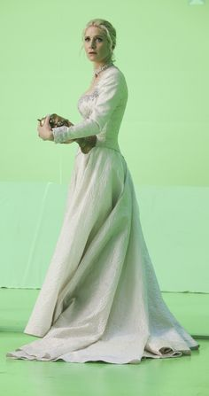 Ingrid, the Snow Queen (full dress)