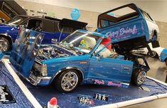Arte Lowrider, Mini Trucks, Hot Rods, Minis, Nissan, Old School, Euro, Vehicles, Cars