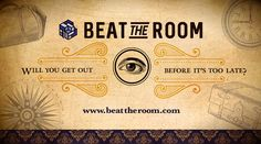 The Uptown Studios team created this animated short video for Beat The Room. Beat the Room is an escape room in Rocklin, California.