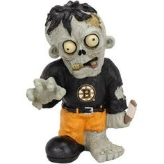 Boston Bruins Resin Thematic Zombie Figurine