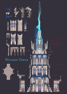 altar tower concept art - Google 검색