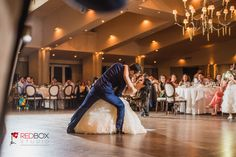 Andreas & Giota, the first dance by RedBox Studio