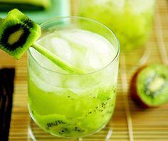 Kiwi Kiss Drink Recipe