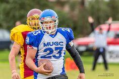 Gridiron Victoria : Touchdown Melbourne Uni Royals