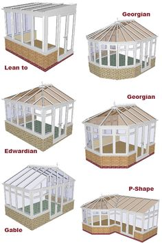 conservatory ideas uk - Google Search More