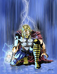 thor marvel comics | Etiquetas: ilustracion , personal Odin And Thor, The Mighty Thor, Loki Thor, Thor Marvel, Cosmic Comics, Marvel Comics Art, Comic Book Guy, Marvel And Dc Characters, Asgard