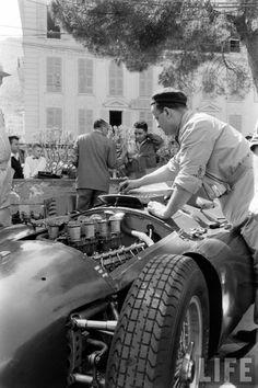 Lancia-Ferrari D50 (Monaco 1956)