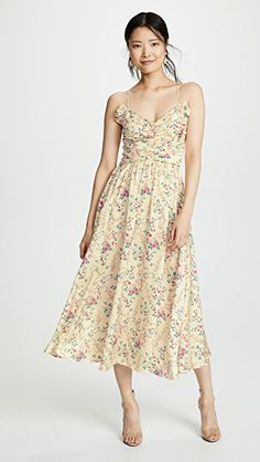 020665eec42 Jill Jill Stuart Ruched Floral Dress