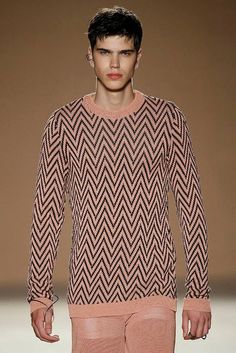 Awesome Male Fashion Trends: Samuel Alarcón Spring-Summer 2017 - 080 Barcelona Fashion... Mens fashion Check more at http://fashionie.top/pin/39955/