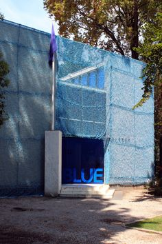 Dutch Pavilion at the Venice Architecture Biennale 2016 /// More on Interiorator.com