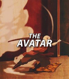 The Avatar | Aang | Avatar: The Last Airbender (gif) ATLA