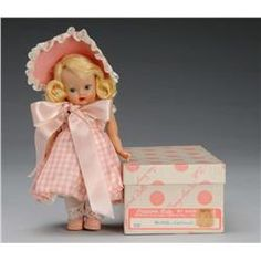 Muffie Doll!