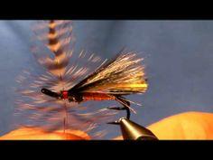 FlySpoke Fly Tying Rusty Rat Atlantic Salmon Fly Fishing