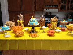 Man Cave Birthday Ideas : Snack bar for man cave birthday party ideas