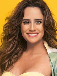 Fernanda Vasconcellos revela os truques do cabelo saudável... http://abr.io/J3Ge