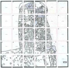 Klimts-Kiss-Diagram