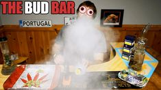 """Huge Dab Destroys Stoner """"The Pot Professor"""". The Bud Bar is our NEW Weed show where we can just have fun and get high! Happy 420, Smoking Weed, Stoner, Bud, Professor, Have Fun, Make It Yourself, Teacher, Eyes"""