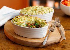 Image: Veggie cottage pies