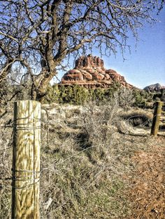 Bell Rock Sedona HDR