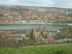 City of Wurberg, Germany