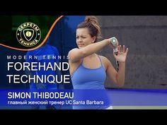 Modern Tennis Forehand Technique - YouTube