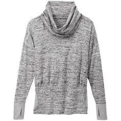 Athleta Batwing And Robin Cowl Neck