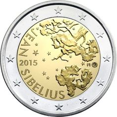 Country: Finland Mintage year: 2015 Issue date: Face value: 2 euro Diameter: mm Weight: g Alloy: Bimetal: CuNi, nordic gold Quality: Proof, BU, UNC Mintage: pc UNC pc proof Design: Nora Tapper Tove Jansson, Billet En Euros, Piece Euro, Timbre Collection, Euro Coins, Valuable Coins, Gold And Silver Coins, Commemorative Coins, World Coins