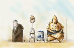 Fantasy Illustration, Pop Culture, Star Wars, Princess Zelda, Painting, Fictional Characters, Facebook, Art, Movies