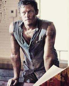 Dirty Daryl Dixon Yummy